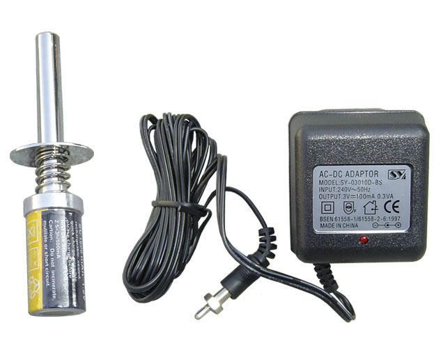 glow plug igniter and charger