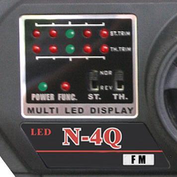 3 CH Radio control system