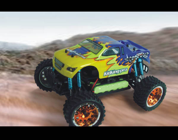 Electric Powered Off Road Monster Truck,RC Vehicle