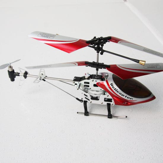 Mini 3CH Infrared Metal RC Helicopter with gyro,TOYS