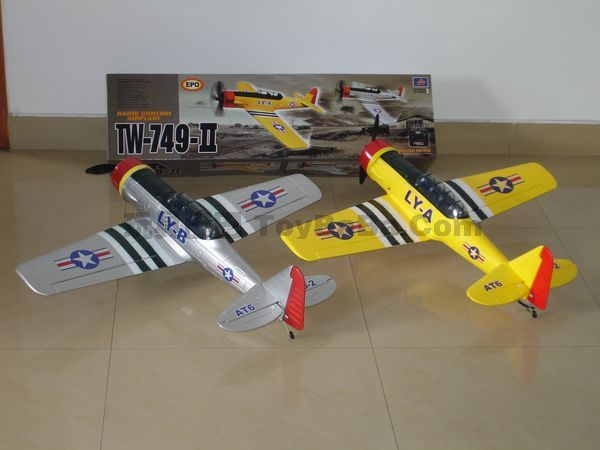 4CH AT6 Airplane RTF