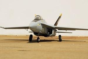 4CH R/C airplane
