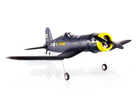 F 4U Corsair (Black)