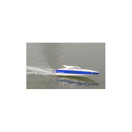 Princess brushless motor R/C boat