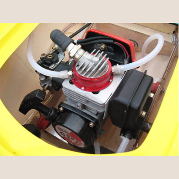 GAS POWERED 26CC Challenger BOAT R1306