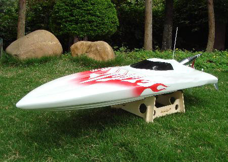 RC gas boat G1