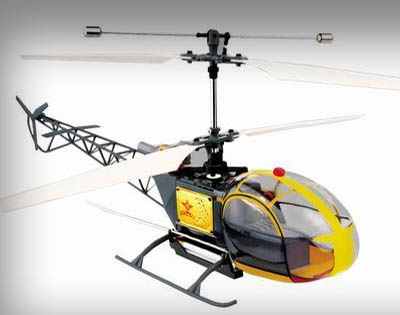 4CH Lama 6 RTF Helicopter