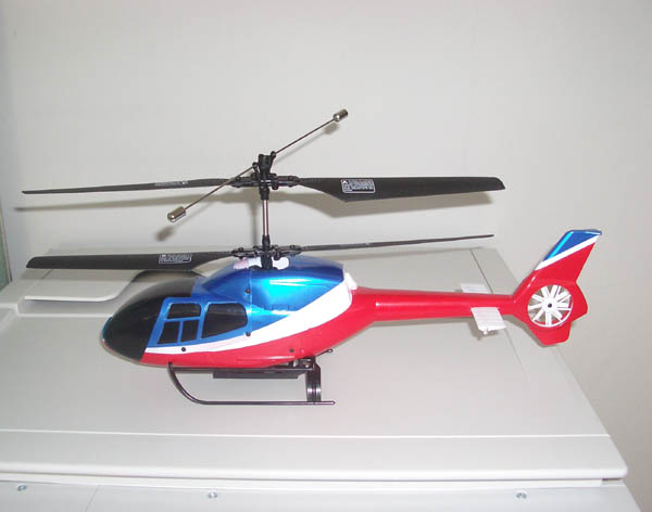 4CH RTF RC Helicopter