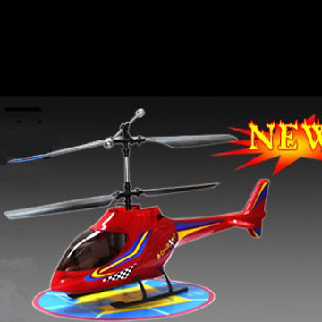 4CH Vortex V2 RC helicopter