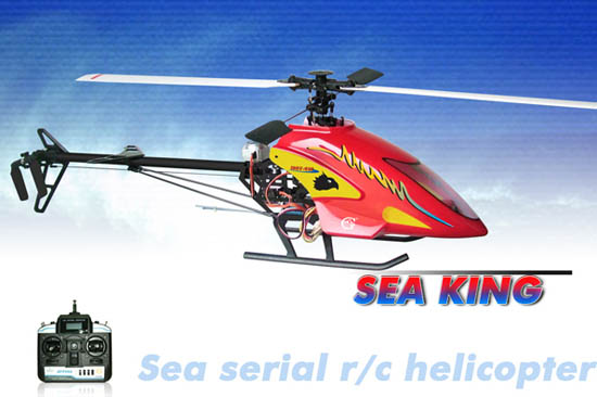 6CH Sea King 450 VI helicopter