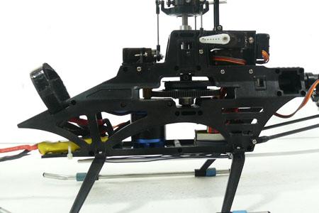 6ch Radio control E RAZOR 450 helicopter