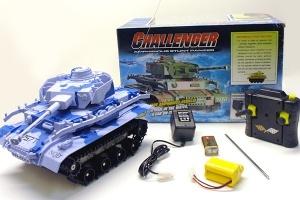 Amphibious Panzer Tank (Blue)