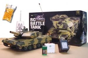German Leopard II A5