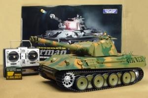 German Panther w/Sound and Smoke