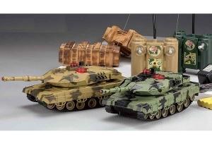 Infra Red Laser Battle Tank Set