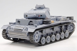 Panzerkampfwagen III w/Sound+Smoke