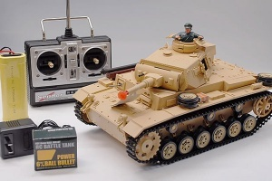 Tauch Panzer III