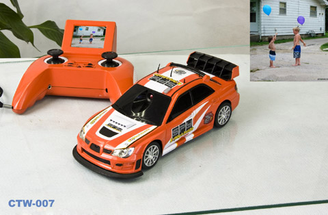 1:18 spy videio camera car toy