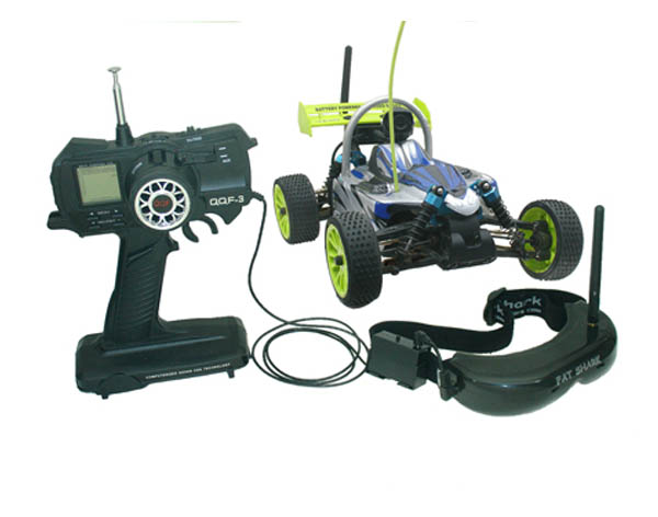 FPV RC camera car