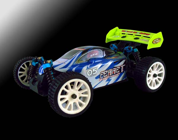 1/16th scale EP off road buggy