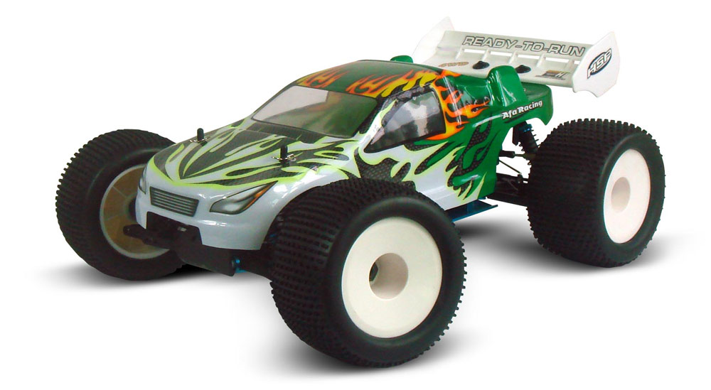 1/8th 4WD Brushless Version Electric Powered Off Road Truggy