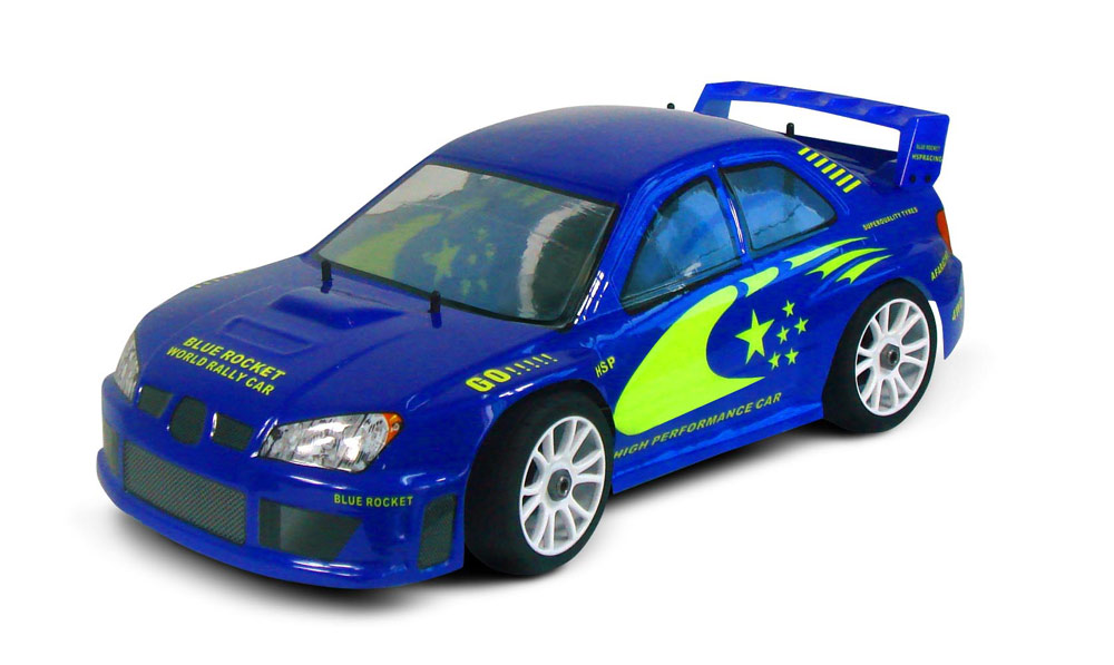 1/8th 4WD Brushless Version Electric Powered On Road Car