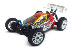 1/8th 4WD Brushless Version Electric Powered On-Road Car