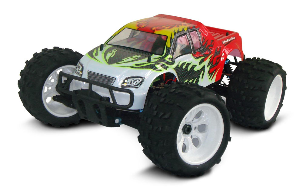 1/8th Scale Brushless Version Electric Powered Off Road Truck