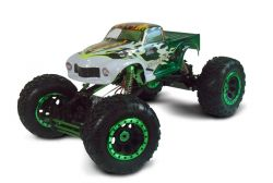 1/8th Scale Electric Powered Off Road Crawler