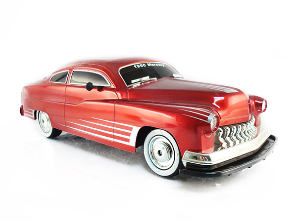 EP Car 1950 Mercury Ford (Red)