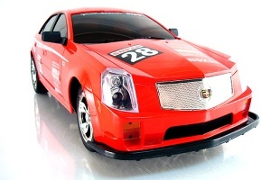 Cadillac CTS V (Red)