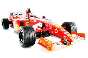 Formula 1 Racer (F1) (Red)