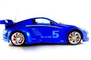Nissan 350Z (Blue)
