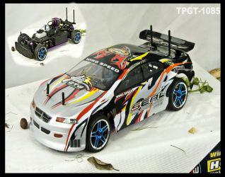 Gp Car-nitro gas remote control on road racing car