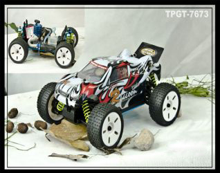 1/16th scale GP truggy