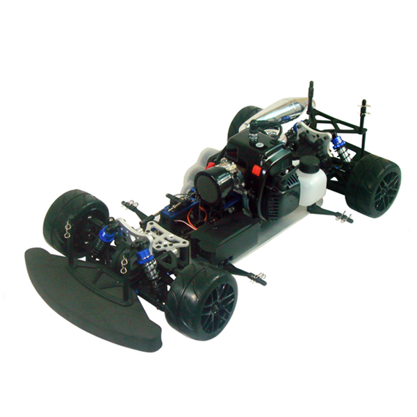 1/5th 4WD Scale Gasoline On Road Car