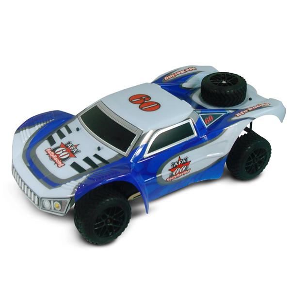 1/5th 4WD Scale Gasoline Rally Car