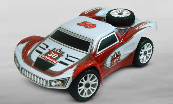 1/8th 4WD Nitro Rally Car   Simple version