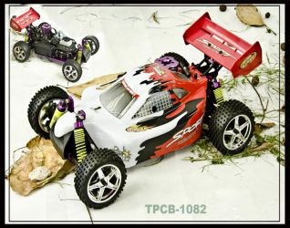 Windhobby 1/10 SCALE GAS POWERED 4WD OFF ROAD BUGGY