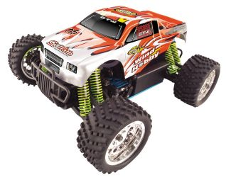 windhobby 1/16 Scale R/C Gas Powered 4WD Monster Truck