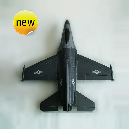 4CH brush F16 Airplane