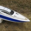 Princess brushless motor R/C boat
